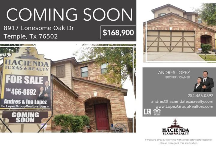 This beautiful home located in Temple Tx, right off 317 in Belton will be…