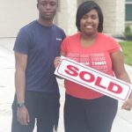 Another happy homeowner! Congratulations guys in the purchase of your new Dr Horton home.…