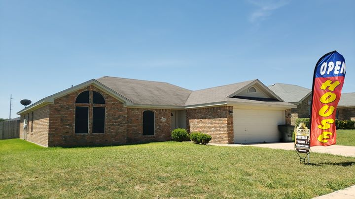 !!!OPEN HOUSE SATURDAY!!! Date: 31AUG19 Time: 1000-1600 Location: 3804 Tiger Drive, Killeen Texas